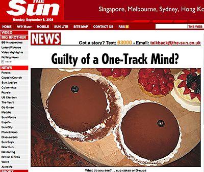 Sun one track mind