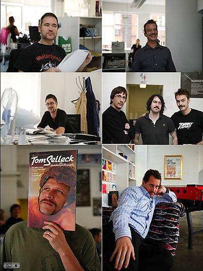 Moustaches 3