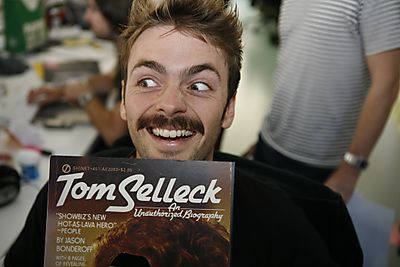 Tom (selleck) seymour