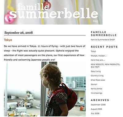 Summerbelle blog