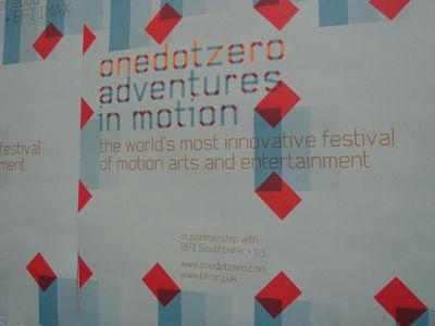 1.onedot poster