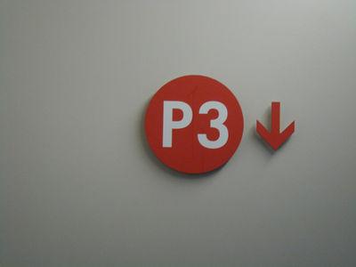 2..P3 arrow