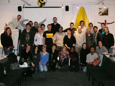 Falmouth 08 course