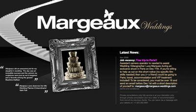 Margeaux weddings