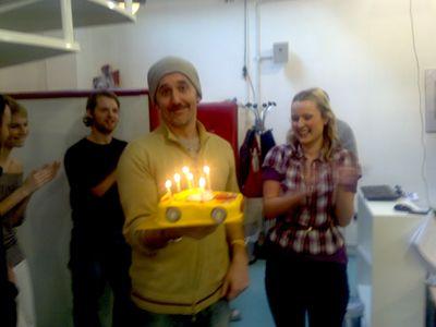 Tony's candles
