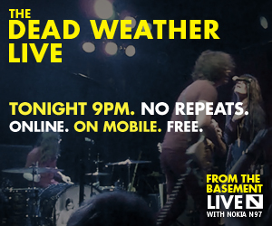 Dead weather live