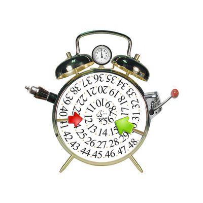 Xtra hours clock