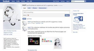 Plot facebook