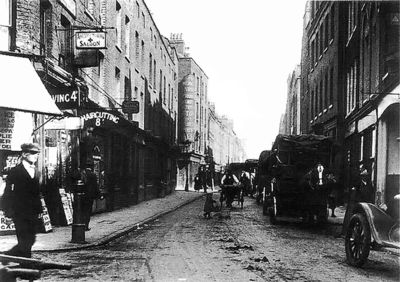 OldHanbury Street