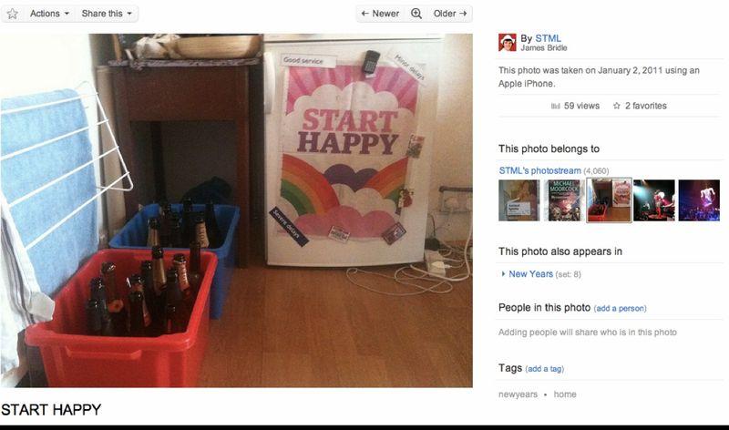 Start happy fridge