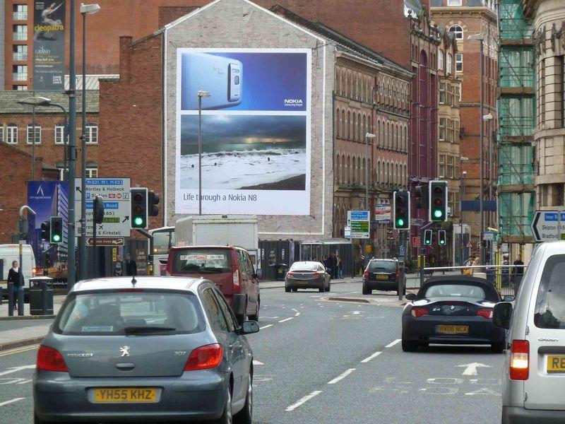Nokia Feb 2011 Leeds City Square 2