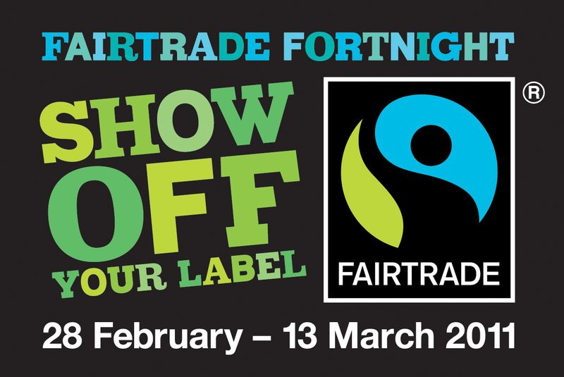 Show of your label logo