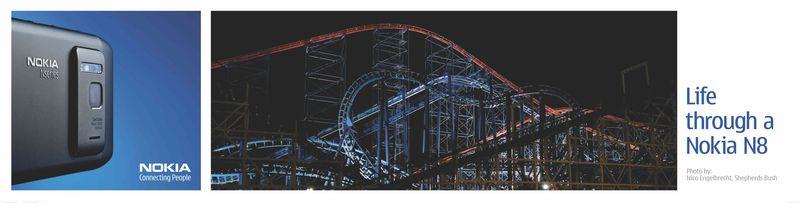 N8 rollercoaster