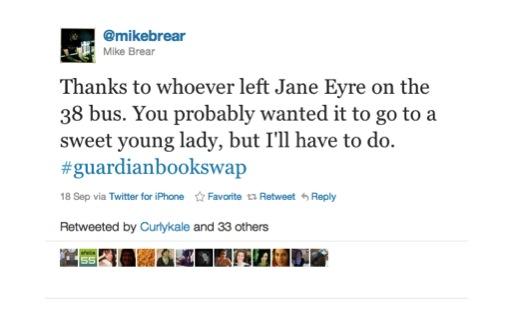 Eyre tweet