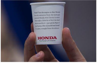 Honda cup