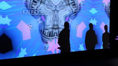 Kaleidobooth