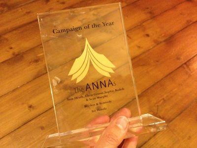 ANNAs award