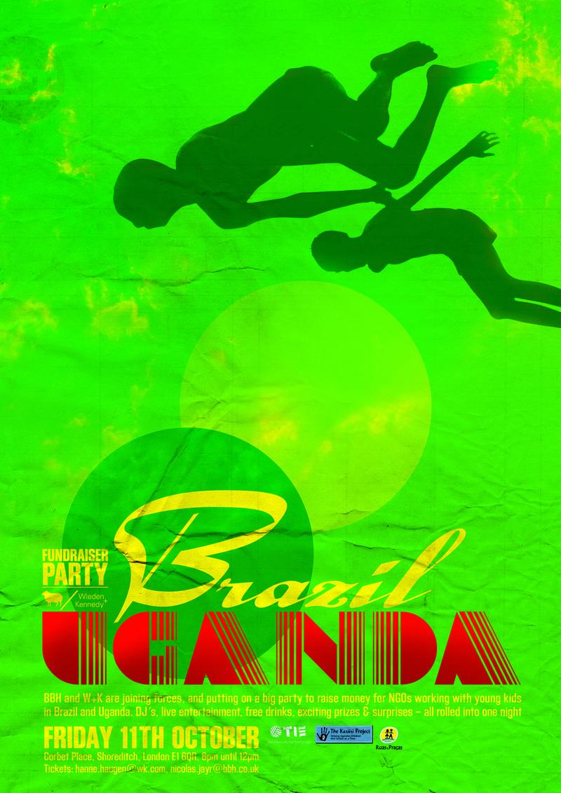 Brazanda poster