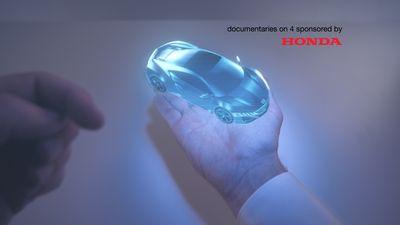 Hands - 2015 NSX concept