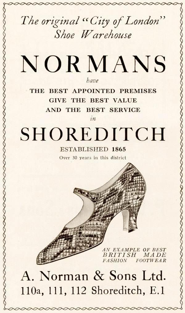 Shoreditch Guide 1
