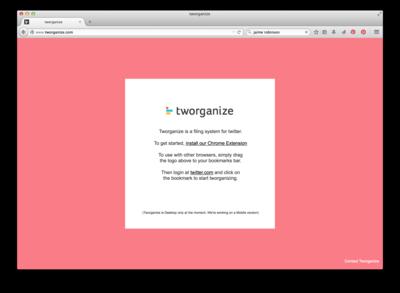 Screen Shot homepage 3