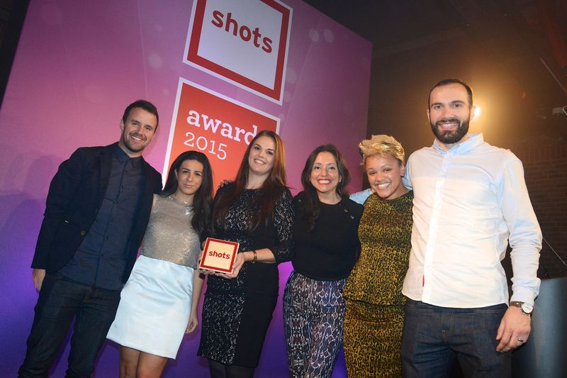 Digital Campaign of the Year - Honda. The Other Side